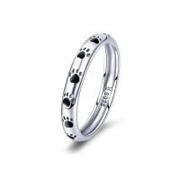 OLIVIE Stříbrný prsten TLAPKY 2889 Velikost prstenů: 6 (EU: 51 - 53)