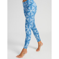 Burton MIDWEIGHT BLUE DAILOLA SHIBORI dámské thermo prádlo - S