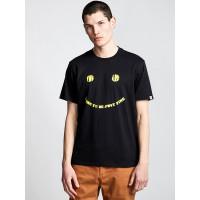 Element TWILIGHT FLINT BLACK pánské tričko s krátkým rukávem - M