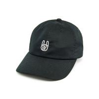 Horsefeathers NEAL black baseball čepice