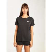 Billabong LEGACY black dámské tričko s krátkým rukávem - S