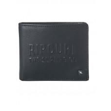 Rip Curl UP NORTH PU ALL DAY black luxusní pánská peněženka