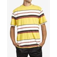 RVCA HEADSHRINKER Bamboo pánské tričko s krátkým rukávem - M