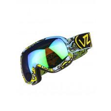 Vonzipper CHAKRA AMOEBA YELLOW dámské brýle na snowboard
