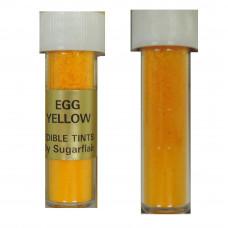 Sugarflair Jedlá prachová barva Egg Yellow(žloutková), 2g