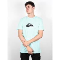 Quiksilver COMP LOGO BEACH GLASS pánské tričko s krátkým rukávem - M