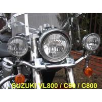 Suzuki Volusia VL800/ C50/ C800 rampa světel s blinkry - 6939
