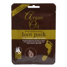 Xpel Argan Oil Deep Moisturising Foot Pack Péče o nohy 1 ks