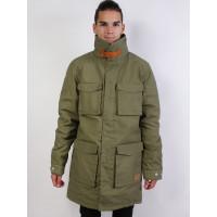Colour Wear PACK COAT LODEN zimní bunda pánská - L