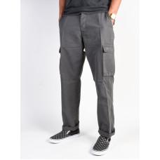 RVCA EXPEDITION CARGO GREYSKULL plátěné sportovní kalhoty pánské - 32