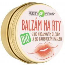 Purity Vision Bio balzám na rty 12ml