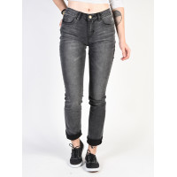 Billabong TENDER Black Fade značkové dámské džíny - 28