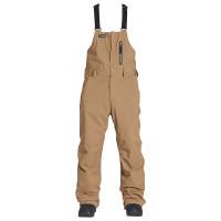 Billabong NORTH WEST STX BIB ERMINE pánské softshellové lyžařské kalhoty - M