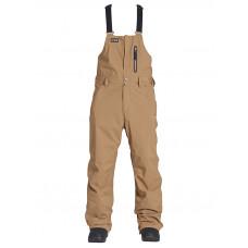 Billabong NORTH WEST STX BIB ERMINE pánské softshellové lyžařské kalhoty - XL