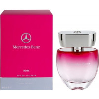 Mercedes Benz Mercedes-Benz Rose toaletní voda Pro ženy 60ml