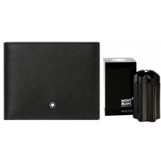 Peněženka Montblanc Sartorial Black 113215
