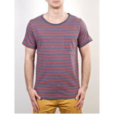Ezekiel KEYSTONE RED pánské tričko s krátkým rukávem - S