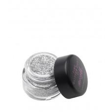 Barry M Fine Glitter Dust sypký perleťový prach 4 Silver