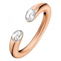 Prsten Calvin Klein Brill KJ8YPR1402 Velikost prstenu: 52