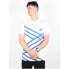 Picture Front Line white pánské tričko s krátkým rukávem - L