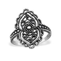 OLIVIE Stříbrný prsten OX 1021 Velikost prstenů: 7 (EU: 54 - 56)