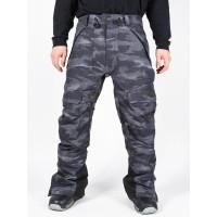 Rip Curl FOCKER JET BLACK zateplené kalhoty pánské - M