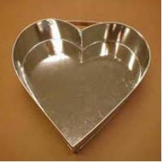 Felcman Dortová forma Srdce malé ( 20x18 cm)