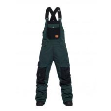 Horsefeathers MEDLER deep green zateplené kalhoty pánské - L