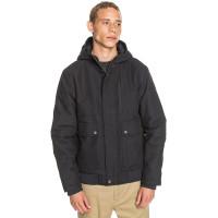 Quiksilver BROOKS black zimní bunda pánská - L