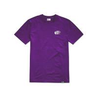Etnies Joslin PURPLE pánské tričko s krátkým rukávem - M