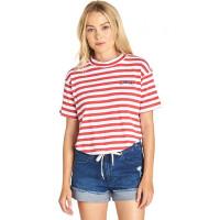 Element LOVELESS raspberry dámské tričko s krátkým rukávem - S