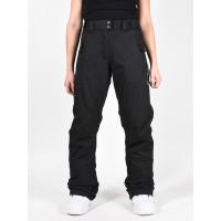 Rehall ABBEY black zateplené kalhoty dámské - S