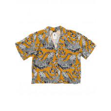 Element JAVA GOLD EATME dámská košile krátký rukáv - S
