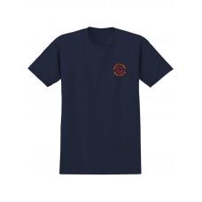 Spitfire BIGHEAD CLASSIC NAVY/RED dětské tričko s krátkým rukávem - M