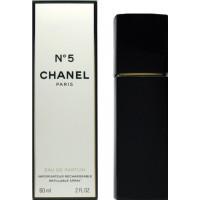 Chanel N°5 Eau De Parfum parfémovaná voda Pro ženy 60ml plnitelný flakón