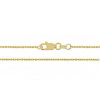 Couple Zlatý řetízek 3640000-0-36-0 Délka řetízku: 38 cm