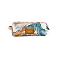 Rip Curl PENCIL CASE 2CP VARI white studentský penál