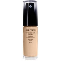 Shiseido Synchro Skin Glow Luminizing Fluid Foundation 30ml - Rose 4