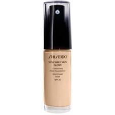 Shiseido Synchro Skin Glow Luminizing Fluid Foundation 30ml - Rose 4
