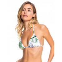 Roxy BLOOM TIKI TRI REG T BRIGHT WHITE PRASLIN plavky dámské dvoudílné luxusní - S