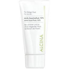 Alcina AHA Facial Fluid 10% 50ml