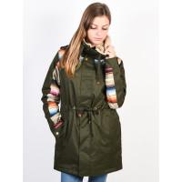 Burton HAZELTON FRSTNT/MJSTRP zimní bunda dámská - L