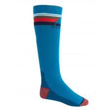 Burton EMBLEM MDWT BAY BLUE kompresní ponožky - L