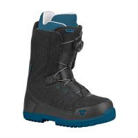 Gravity MICRO ATOP black denim dětské boty na snowboard - 38EUR