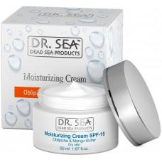 DR. SEA Oblipicha & Mango Moisturizing Cream SPF 15 50ml