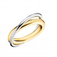 Prsten Calvin Klein Double KJ8XJR2001 Velikost prstenu: 57