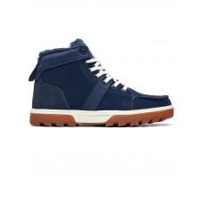 Dc WOODLAND NAVY/NAVY dámské boty na zimu - 41EUR