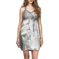 Horsefeathers ROISIN gray batik společenské šaty krátké - M