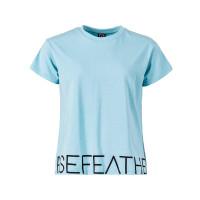 Horsefeathers GEORGIA SKY BLUE dámské tričko s krátkým rukávem - S