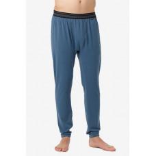 Burton MIDWEIGHT washed blue pánské thermo prádlo - XL